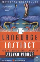 TheLanguageInstinct:HowtheMindCreatesLanguage语言本能:大脑如何创造语言英文原版