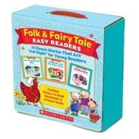 Folk&FairyTaleEasyReaders:15ClassicStoriesThatAreJustRightforYoungReaders