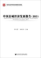中国县域经济发展报告(2015)