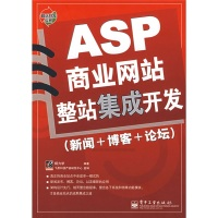 网站开发专家:ASP商业网站整站集成开发(新闻+博客+论坛)