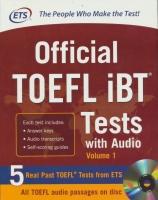 TheOfficialTOEFLiBTTestsVol.1(Book+CD)(McGraw-Hill'sTOEFLiBT)