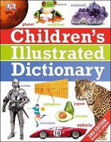 Children'sIllustratedDictionary儿童图解词典【DK系列】