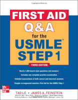 FirstAidQ&AfortheUSMLEStep1,ThirdEdition