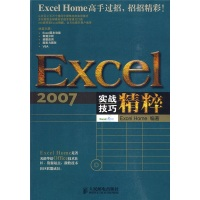 Excel2007实战技巧精粹(附赠光盘1张)