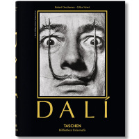DalithePainting达利的画作艺术绘画大师作品集书籍