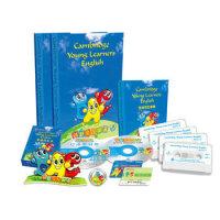剑桥少儿英语第二级教材学生用书/软件版含光盘磁带正版2010版