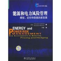 能源和电力风险管理:模型、定价和保值的新发展