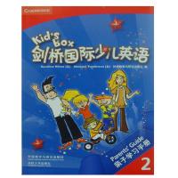 Kid'sBox剑桥国际少儿英语2亲子学习手册少儿英语二亲子手册
