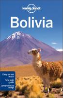 Bolivia(LonelyPlanetCountryGuides)孤独星球:玻利维亚