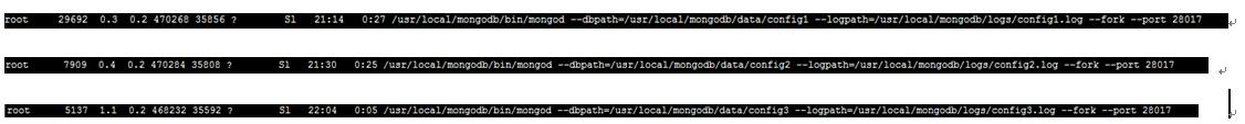 CentOS7安装mongoDB数据库