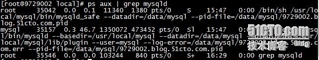 CentOS下对mysql 远程登录 备份