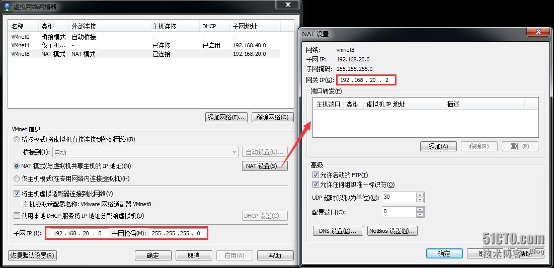 虚拟机下CentOS 6.5配置IP地址的三种方法