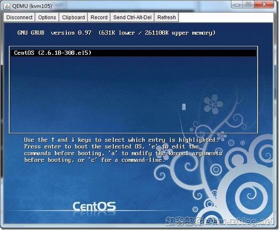 VPS里(centos)系统忘记密码重置方法