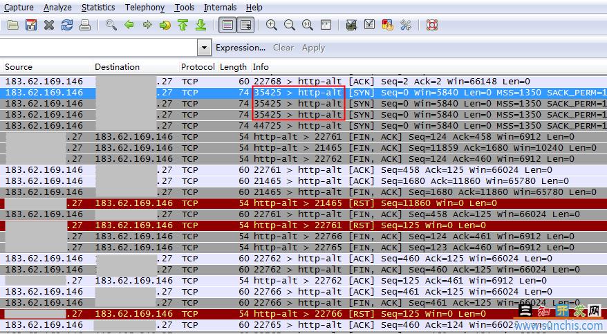 Linux系统无法建立TCP连接、不响应SYS包的问题解决