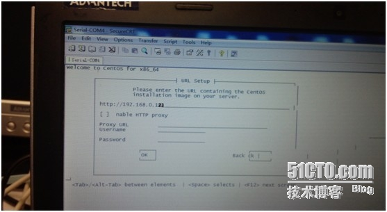 PXE网络安装linux