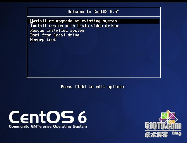 PXE批量安装部署CentOS6.5