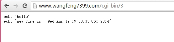 CentOS下对httpd四之CGI、HTTPS、压缩配置
