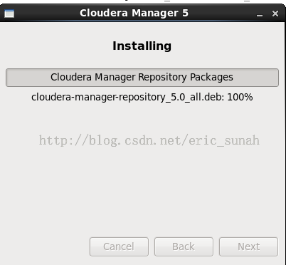 Centos6.5安装Cloudera Manager5.3.2