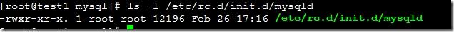 centos6.5安装MariaDB(mysql)