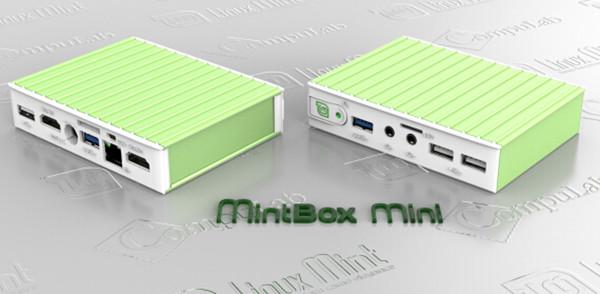 Linux版Mini PC推出!