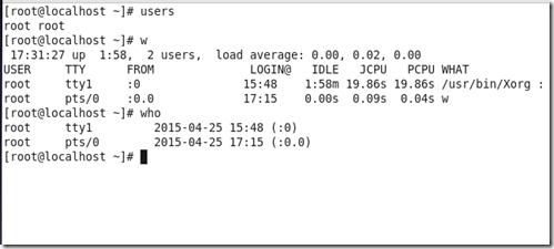 CentOS6.6(单用户模式)重设root密码