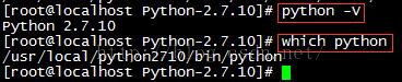 CentOS 6.3上搭建python高性能框架gevent开发环境