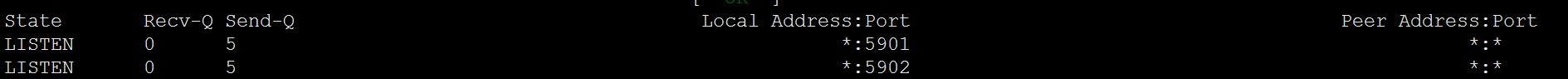 CentOS 6.5 安装 VNC