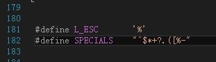 Lua字符串模式和捕获
