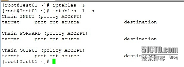 Centos 6.6上netfilter/iptables防火墙的基本用法