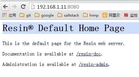 CentOS 6.4配置resin+apache