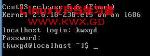 login CentOS登陆(注销)命令讲解
