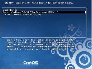 忘记Centos密码怎么办 破解centos登陆密码