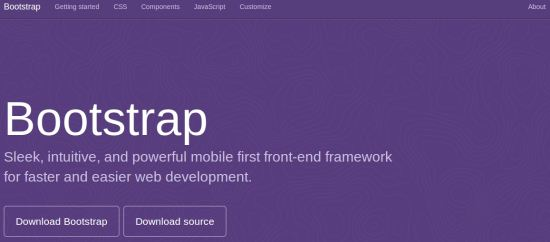 Bootstrap环境安装